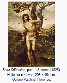 StSebastien - Le Sodoma