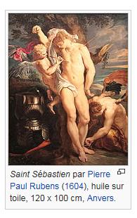 StSebastien - Pierre Paul Rubens